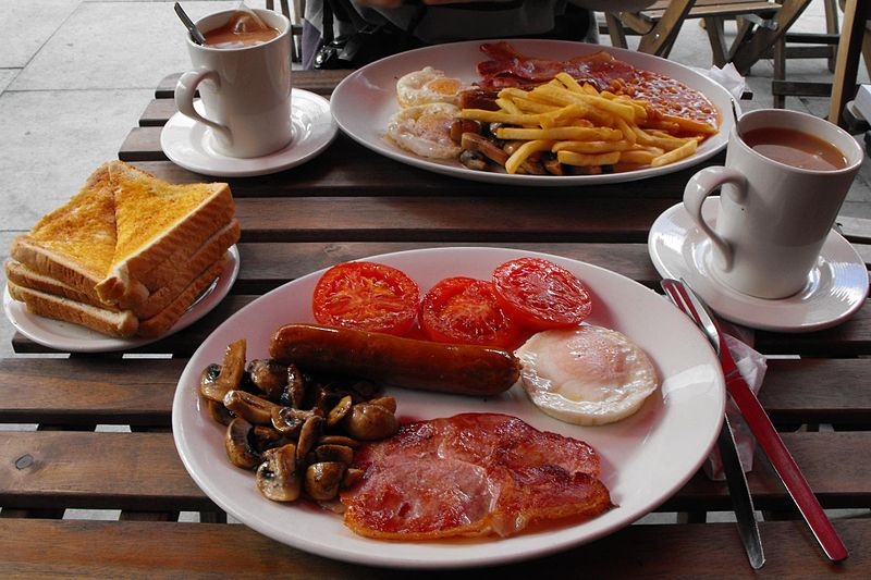 File:English breakfast London.jpg