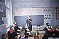 English classes in Moscow school, 1964 36.jpg