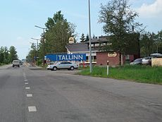 Entering Tallinn city limit.jpg