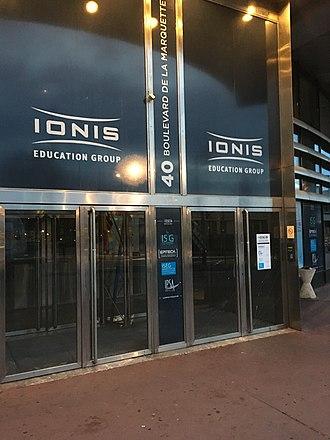 Institut polytechnique des sciences avancées - Entrance IPSA Toulouse