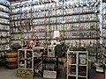 Entrada do antiquário no Engenho Santo Mario em Catanduva-SP. O Museu da Cachaça, anexo ao Engenho, com mais de 5000 garrafas da bebida e um pequeno acervo de antiguidades em exposição. - panoramio.jpg