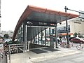 Entrance B1 of Yangxi Flyover Station.jpg