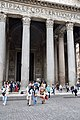 Entrance to The Pantheon, Rome, Italy (Ank Kumar) 01.jpg