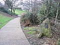 Entrance to the grounds of Knottingley Old Hall - geograph.org.uk - 1138719.jpg