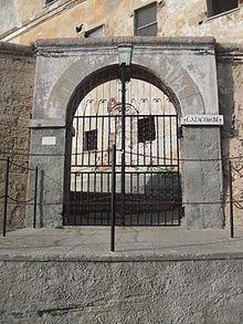 Catacombe di pianosa wikipedia - Cancello porta ingresso ...