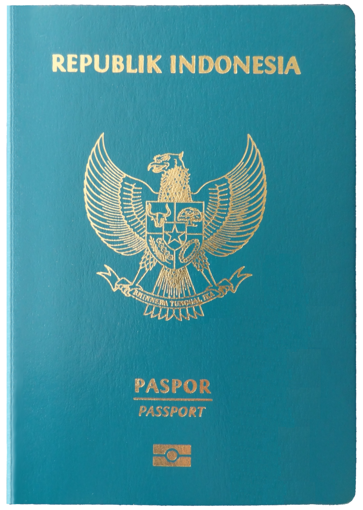Indonesian Passport Wikipedia