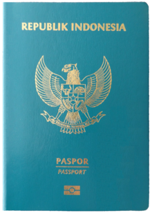 Visa Requirements For Indonesian Citizens Wikipedia
