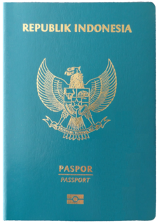 Indonesian passport Passport of the Republic of Indonesia issued to Indonesian citizens