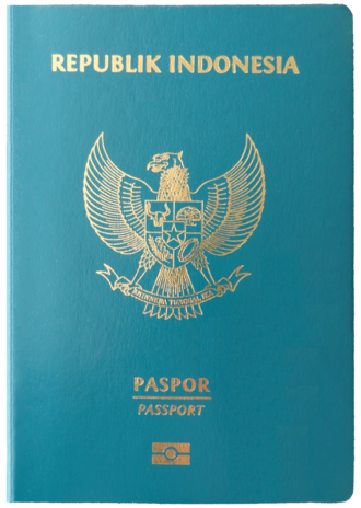 Visa requirements for Indonesian citizens - Indonesian passport