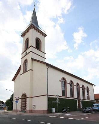 Eppertshausen - Saint Sebastian Church