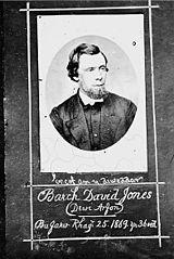 Er cof am y diweddar Barch David Jones (Dewi Arfon) ..