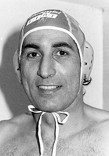 Italian water polo player