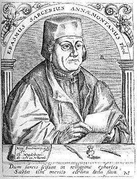 Erasmus Sarcerius