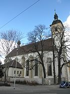 Erfurt - Neuwerkskirche