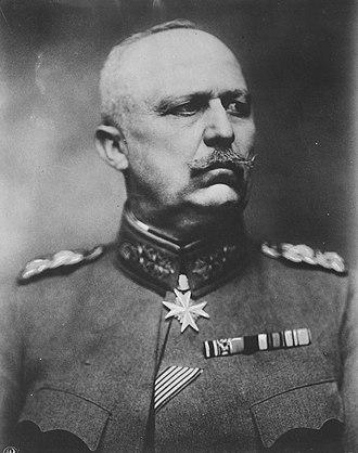 Erich Ludendorff - General Erich Ludendorff