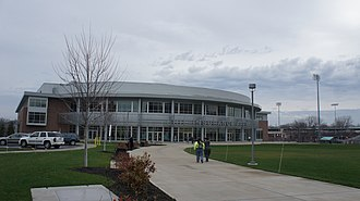 Erie Insurance Arena - Image: Erie Insurance Arena Exterior