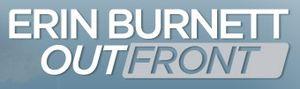 Erin Burnett OutFront - Image: Erin Burnett Out Front logo