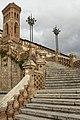 Escalinata Estacion Teruel Detalle.jpg