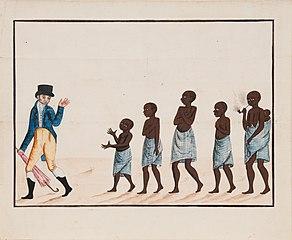 Escravos nas Ruas do Rio de Janeiro