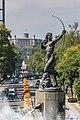 """Escultura de """"la Diana Cazadora"""".jpg"""