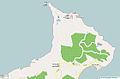 Estaca de Bares - Mapa del norte del cabo.jpg