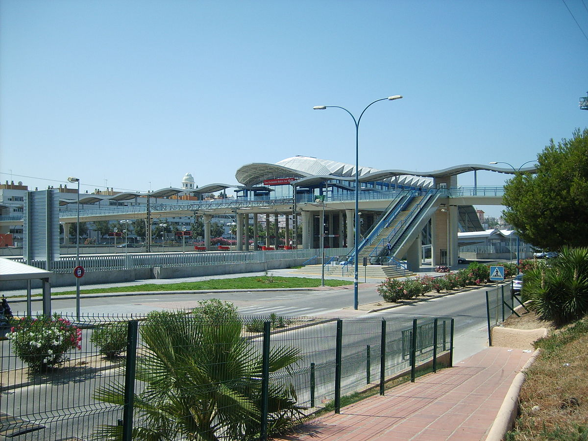 San Fernando Bahía Sur Wikidata