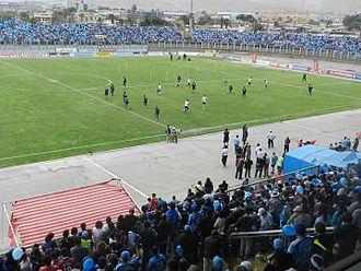 1962 FIFA World Cup - Image: Estadio Carlos Dittborn de Arica