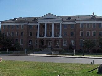 Ethel Walker School - Main academic building, Beaver Brook, at The Ethel Walker School