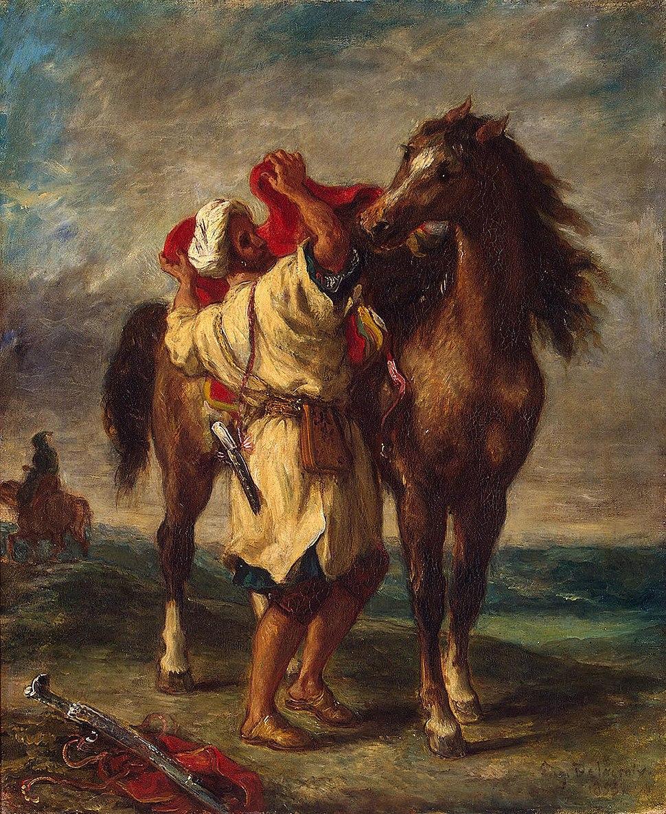 Eugène Ferdinand Victor Delacroix 025