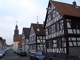 Ev Kirche Ortskern20060121