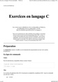 Exercices en langage C-fr.pdf