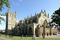Exeter Cathedral 2923rw