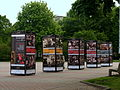 Exhibition of selected photographs from previous festivals during XXXV Polish Film Festival in Gdynia 2010 - 2.jpg