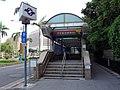 Exit 6, Chiang Kai-shek Memorial Hall Station 20170806.jpg