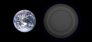 Gliese 581e extrasolar planet