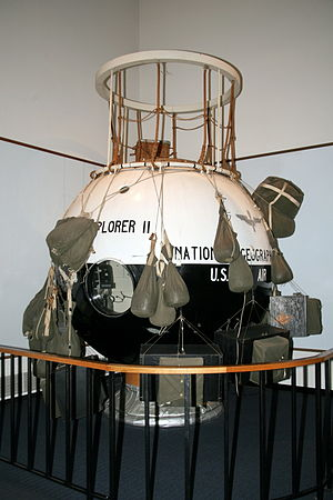 Explorer II - Image: Explorer II Gondola