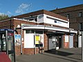 Exterior of Falconwood station - geograph.org.uk - 1554582.jpg