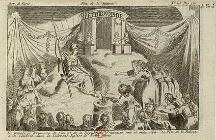 Feast of Reason, at the Notre-Dame Fete de la Raison 1793.jpg