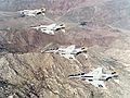 F-4J Phantoms of VF-142 in flight c1971.jpg