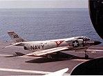 F3H-2 of VF-14 on USS FD Roosevelt (CVA-42) in 1960.jpg