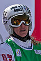 FIS Ski Cross World Cup 2015 Finals - Megève - 20150314 - Ophélie David 2.jpg