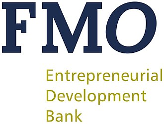 Netherlands Development Finance Company - Image: FMO Logo Color