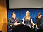 File:FRINGE On Stage @ the Paley Center - John Noble, Anna Torv, Akiva Goldsman (5741704130).jpg