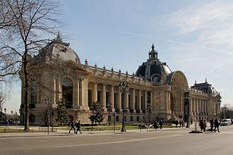 Petit Palais - The Petit Palais in 2015