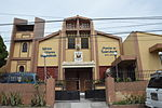 Facade of the Aglipayan Church (Philippine Independent Church) in Sariaya, Quezon.jpg