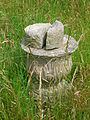 Fairfield Cemetery garden ornament, Monkton, Ayrshire.JPG