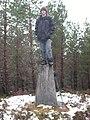 Farley Wood trig point - geograph.org.uk - 461722.jpg