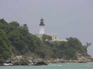 Maunabo, Puerto Rico - Faro de Punta de la Tuna