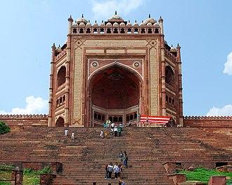 Fatehpur Sikri - Image: Fatehpur Sikri 099