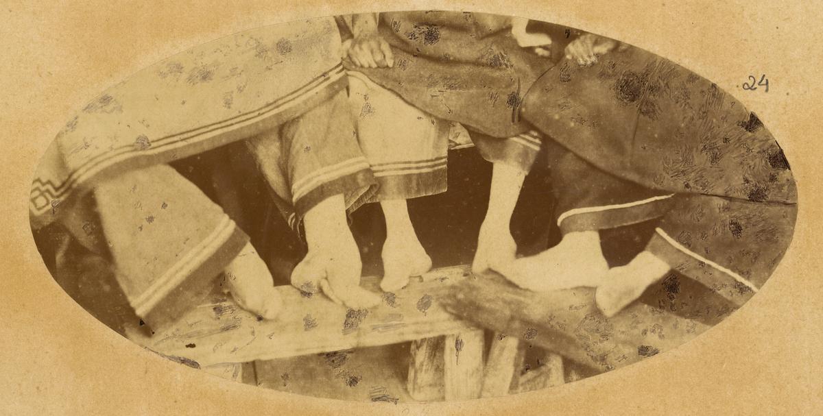 Секс символ в древнем китае маленькая нога